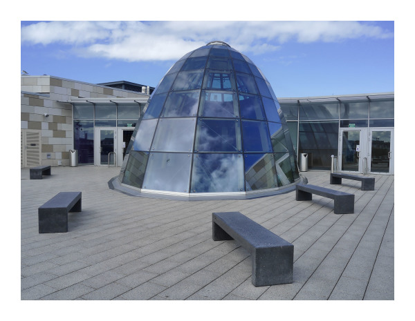 Rooftop, Liverpool Central Library