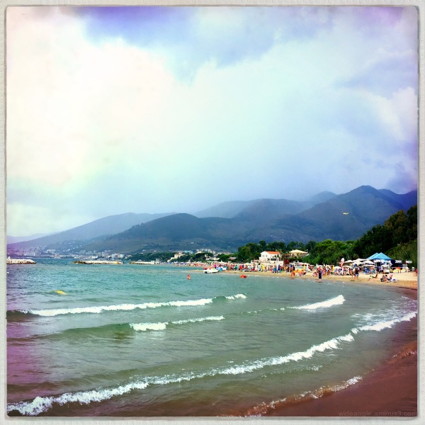 formia coast seaside water beach