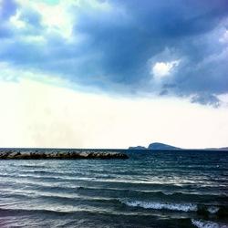 formia coast seaside water beach