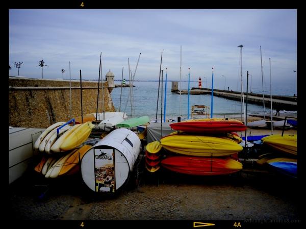 Lagos portugal coast sea atlantic
