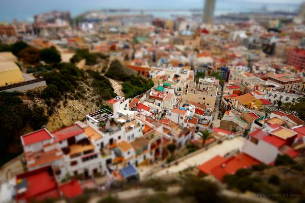 Alicante in Miniature
