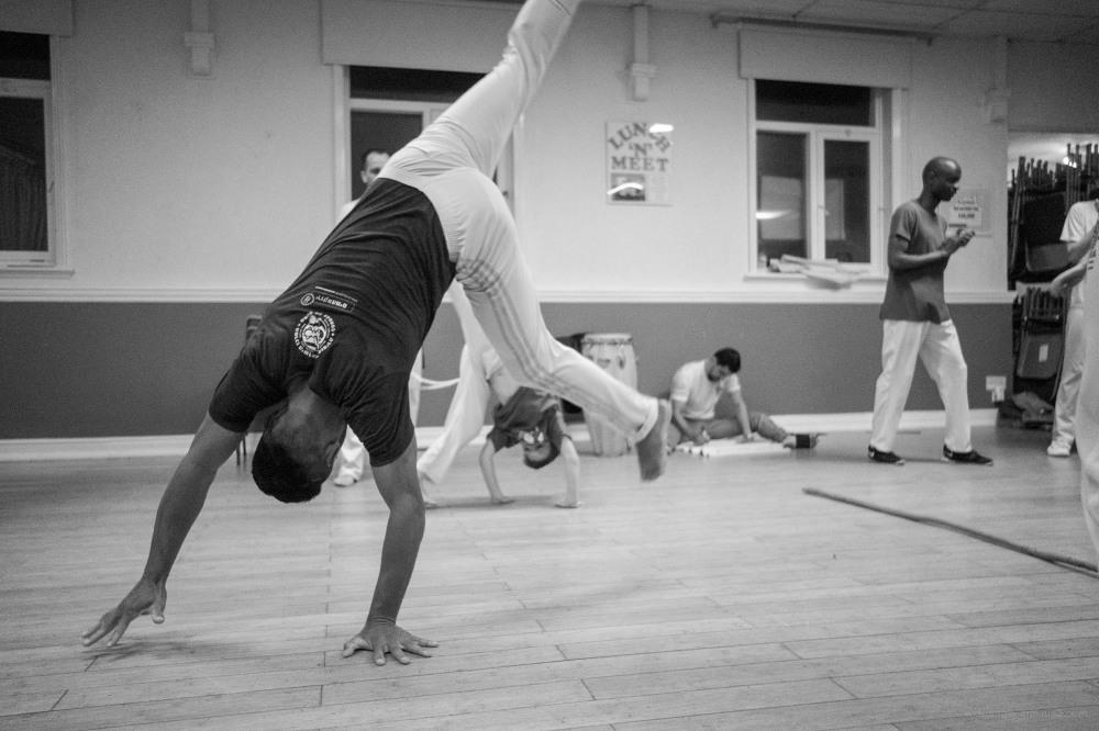 CDO Derby capoeira roda mestre