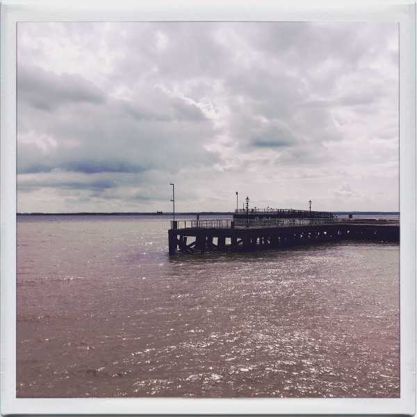 Jetty on The Humber