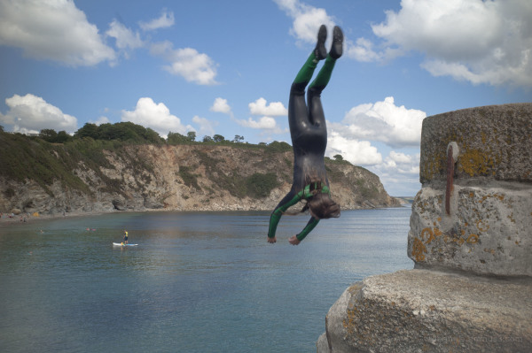 A Leap of Faith, Charlestown Harbour