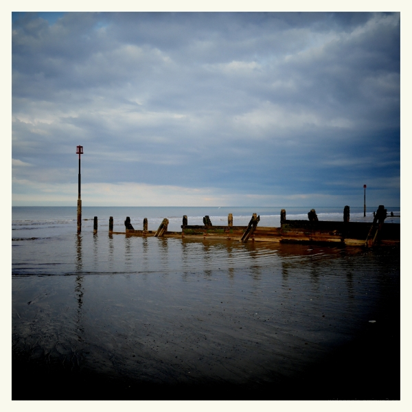 Calm Tide at Withernsea