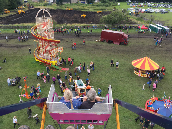 fairground vintage heights climbs fun