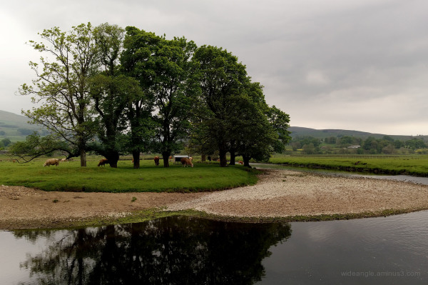 yorkshire dales landscapes nature colour light