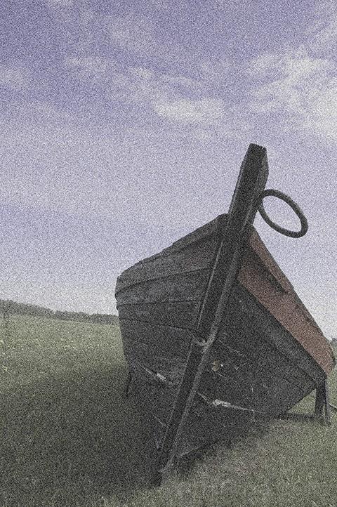 York Boat relic