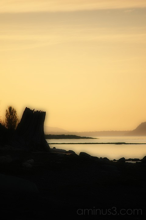 Qualicum Sunset