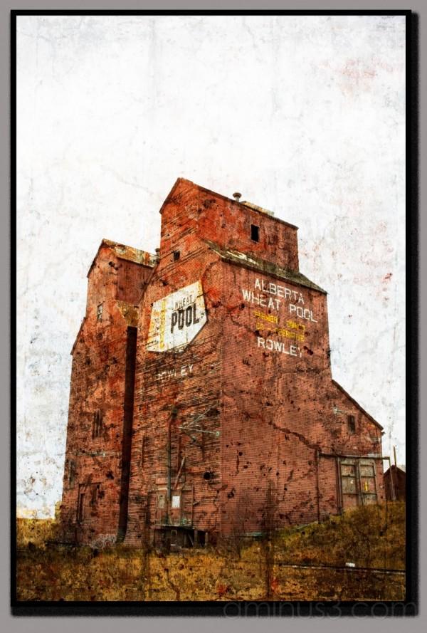 crumbling heritage..