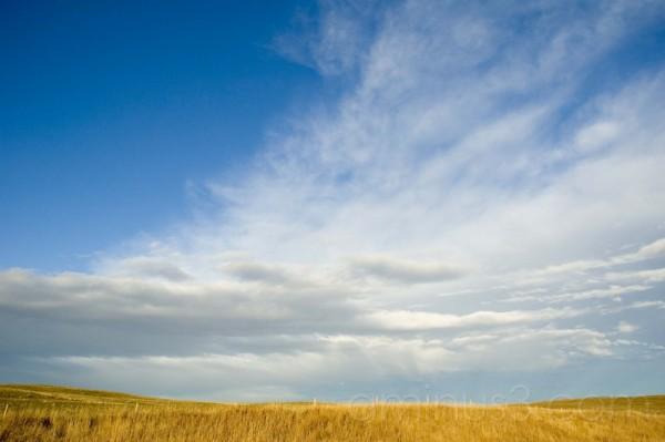 prairie sky..