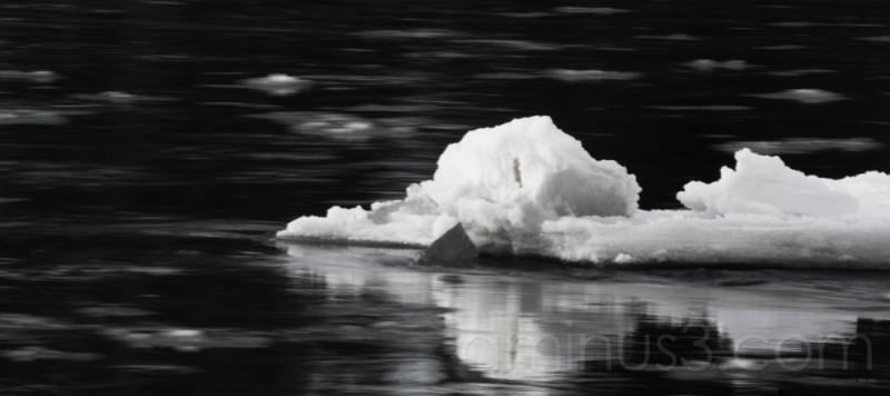 spot of ice