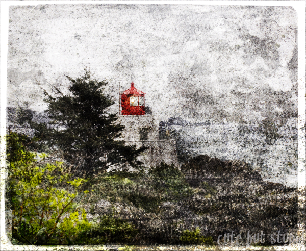 multilayered light house ucluelet vancouver island