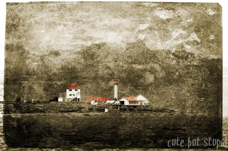 light house vancouver island gabriola island