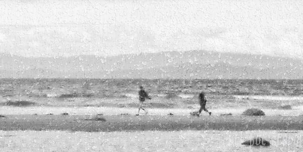 sand,beaches,people,ocean,qualicum
