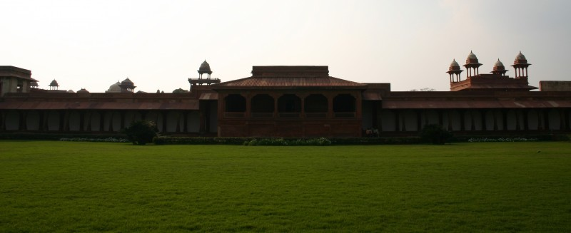 Jodha Bhai's Palace at Fatehpur Sikri