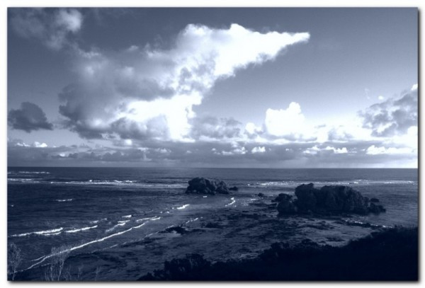 Southern Ocean BW and Toned conversion