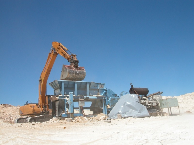 Quarry Work