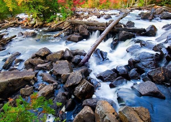 Ragged Waterfall