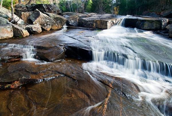 Rosseau Falls