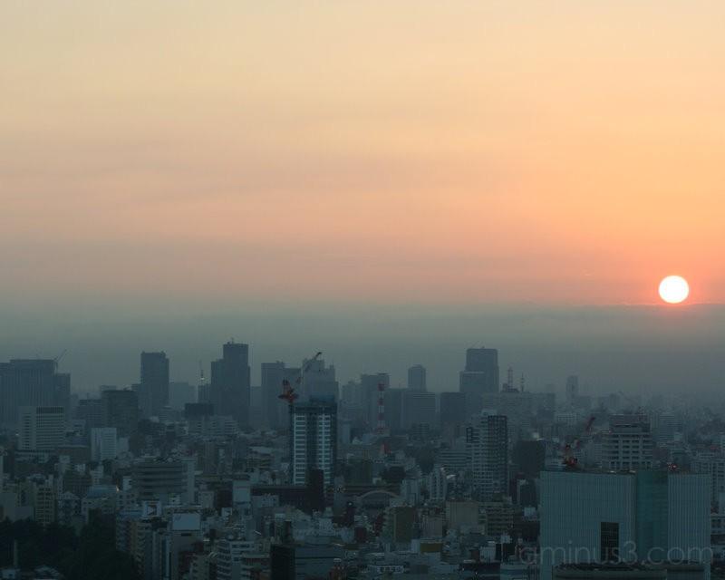 Land of rising sun - Japan