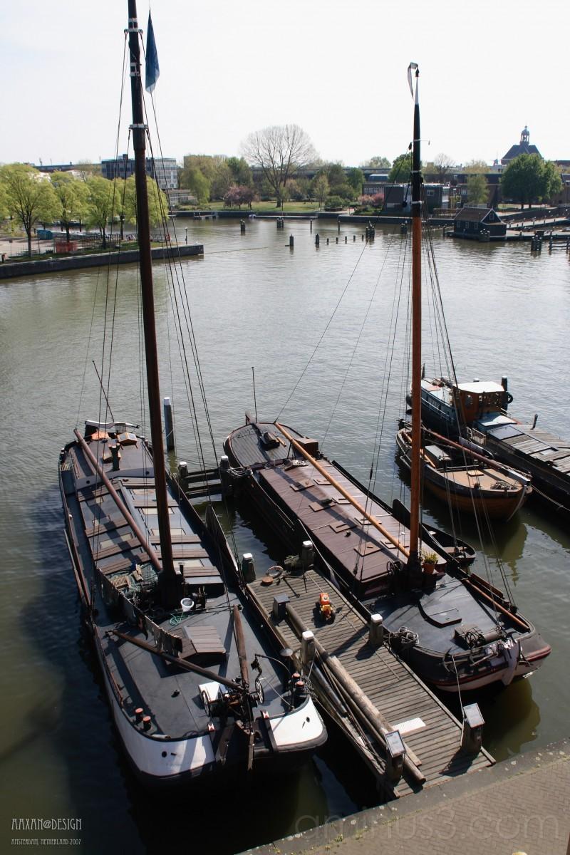 BOATS of Amsterdam