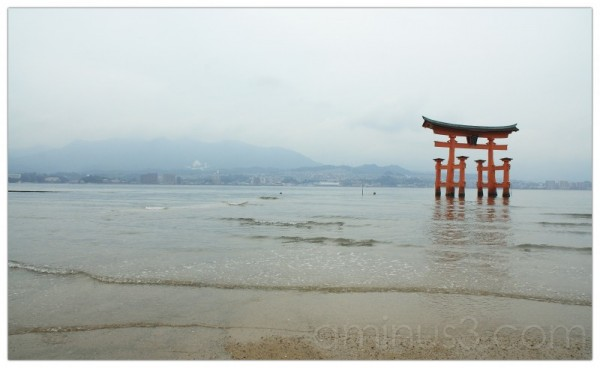 厳島神社 ... ITSUKUSHIMA SHRINE