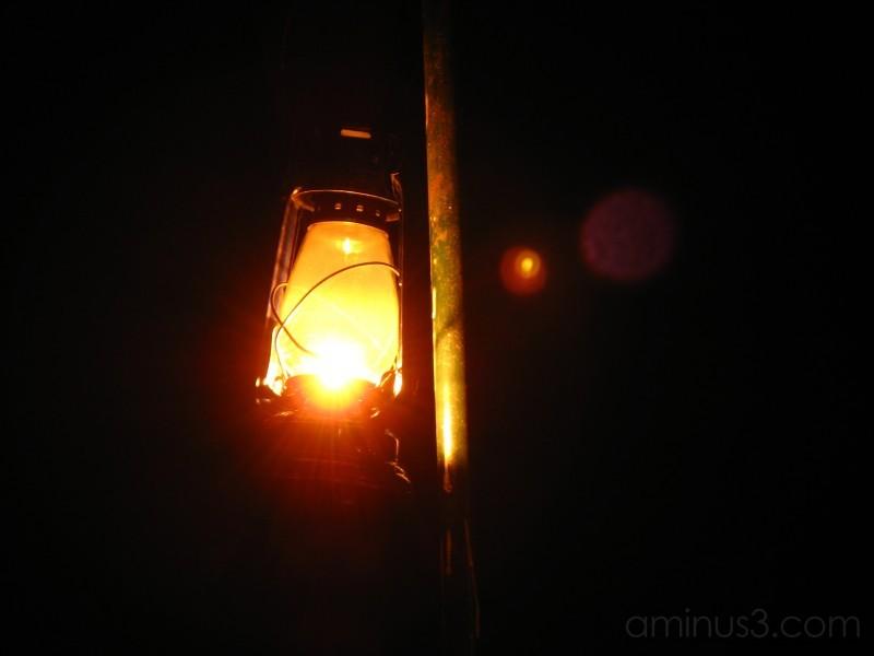Lighting the dark