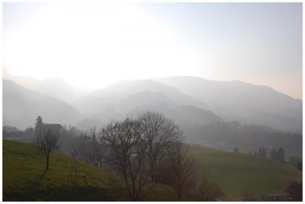 Gruyère's Landscape