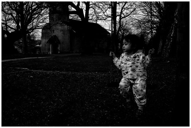 Swing & Child