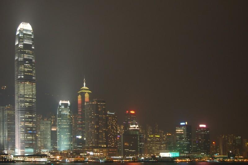 Hong-Kong By Night (IV)