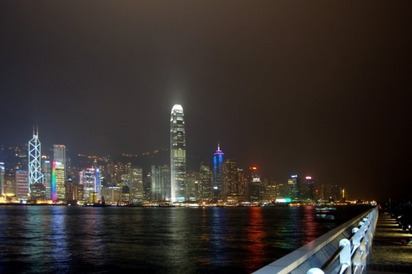 Hong-Kong By Night (VII End)