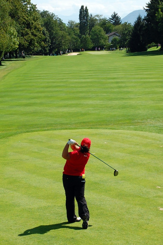 Evian Masters 2007
