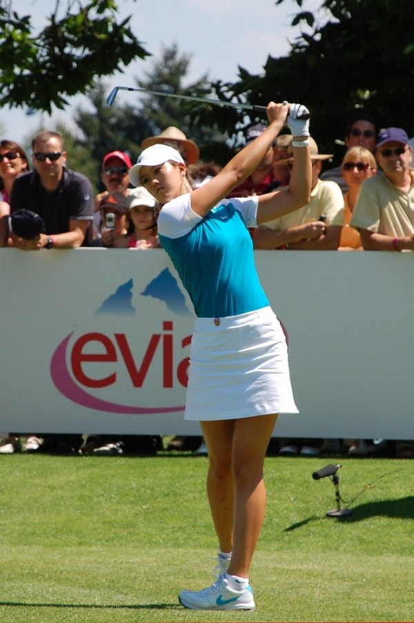 Evian Masters 2007 - Michelle Wie (USA)