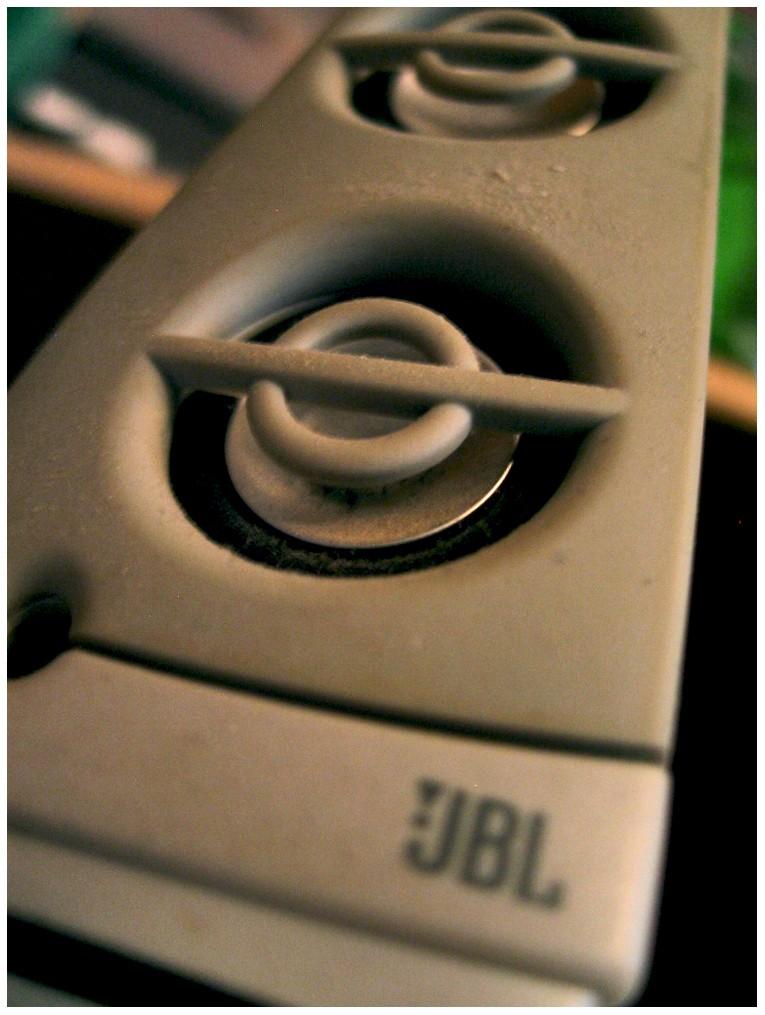 jbl pc speakers