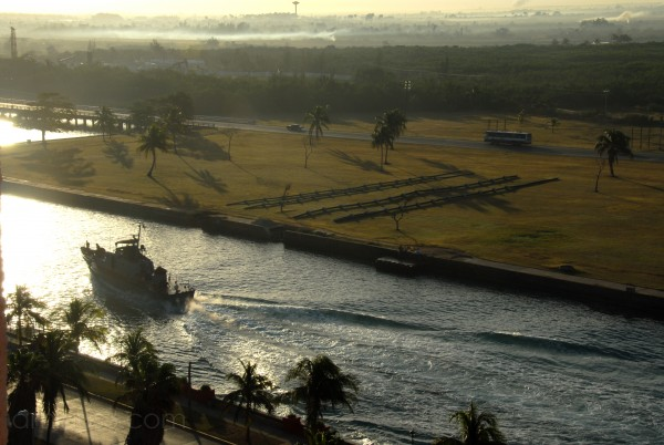 Cuban Navy on Patrol