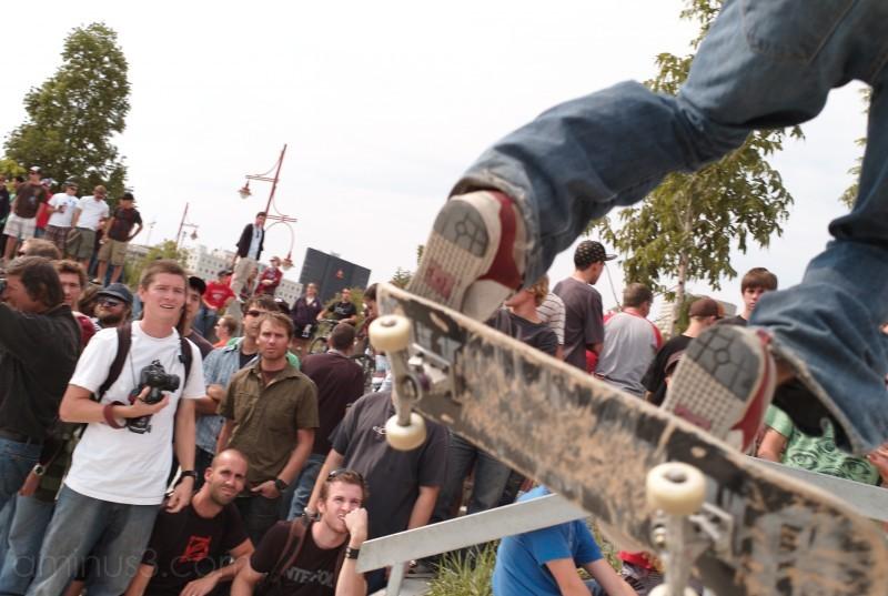 winnipeg forks skatepark competition