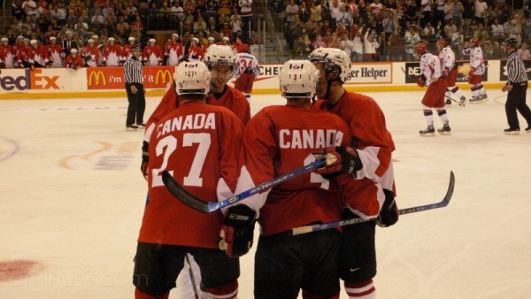 junior international hockey canada vs russia winni