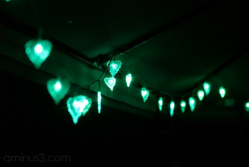 gazebo lights