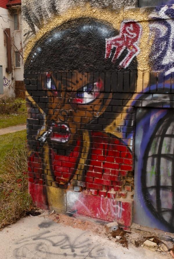 graffiti winnipeg canada