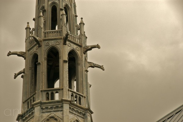 church spire san francisco california