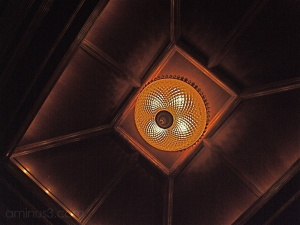 chateau laurier hotel elevator ceiling