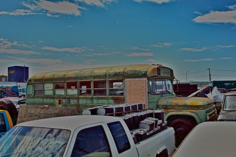 old bus winnipeg