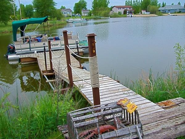 dock willow creek manitoba