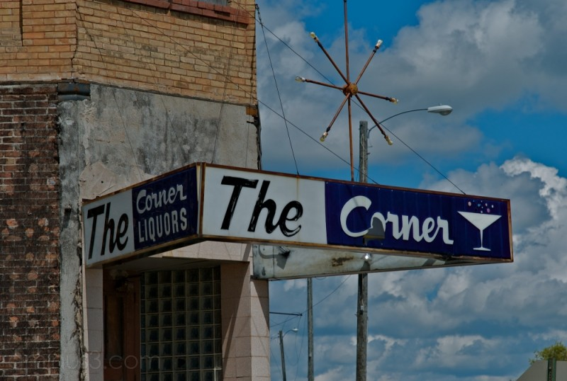 the corner, pembina, North Dakota