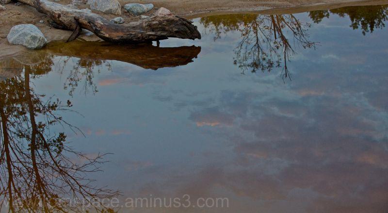 lake mirror