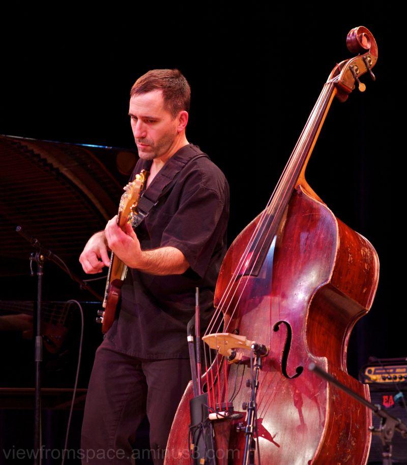 gilles fournier bass jazz winnipeg art gallery