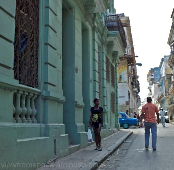 habana streets cuba