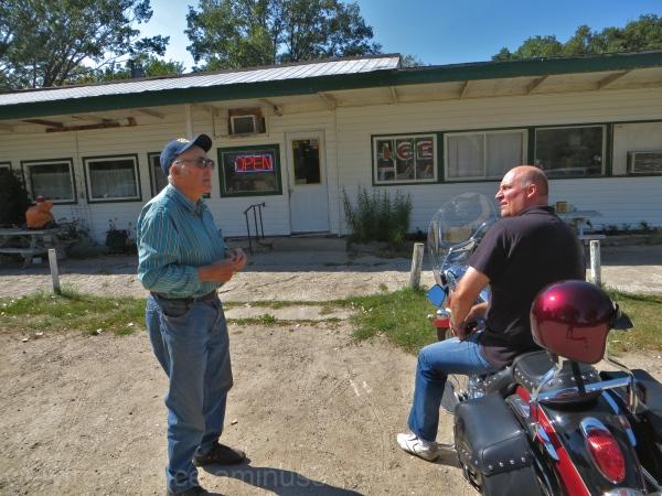 old motorcycle stories pembina valley region manit