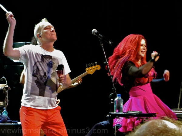 b-52s live in nyc
